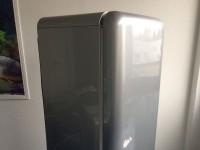04 - Folierung Digitaldruck Kühlschrank und Sideboards