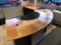 06 - Folierung Schreibtisch und Schrank
