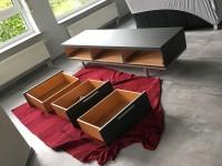 02 - Folierung Tisch und TV-Schrank