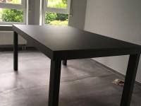 03 - Folierung Tisch und TV-Schrank
