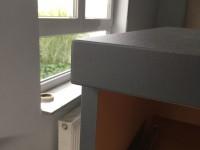 04 - Folierung Tisch und TV-Schrank