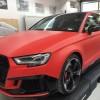 01 - Audi RS3 Rot Matt
