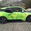 01 - BMW i3 Teilverklebung mit Digitaldruck