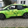 04 - BMW i3 Teilverklebung mit Digitaldruck