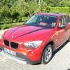 01 - BMW X1 Candyrot