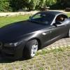 03 - BMW Z4 Schwarz Matt