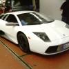 01 - Lamborghini Murcielago Weiss Glanz