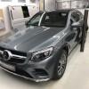02 - Mercedes GLC Coupe Vorher
