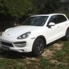 01 - Porsche Cayenne in Weiss