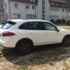03 - Porsche Cayenne in Weiss