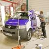 26 - VW T5 Trend Vollverklebung